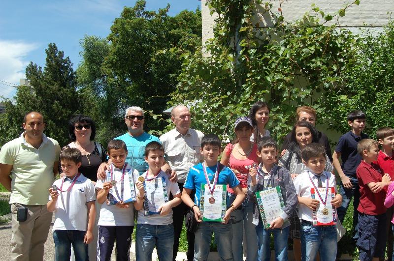 Чемпионат города 2013 - завершен