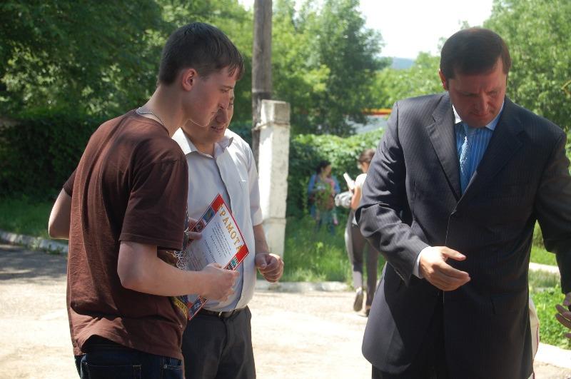 Степанов Арсений - чемпион Кисловодска до 16 лет